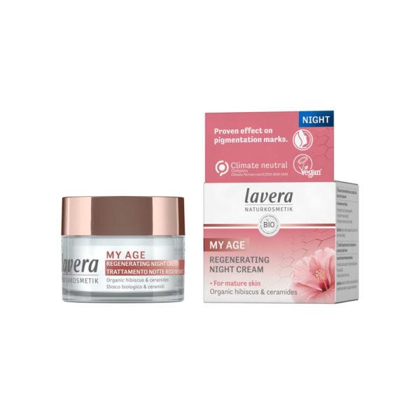 Lavera My Age Night Cream